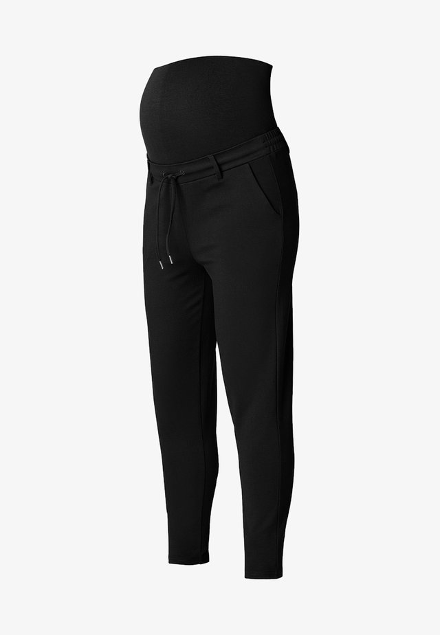 RENEE - Tracksuit bottoms - black
