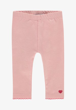Leggings - Trousers - impatiens pink