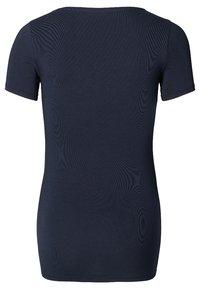 Noppies - AMSTERDAM - Jednoduché triko - dark blue - 2