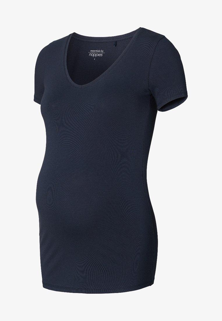 Noppies - AMSTERDAM - Jednoduché triko - dark blue