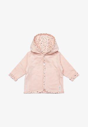 BONNY - Hoodie met rits - light pink