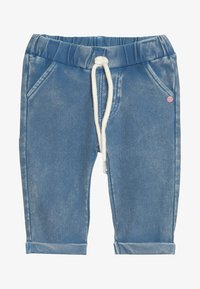 Noppies - PANTS SLIM CHEVAL BABY - Džíny Slim Fit - medium blue wash - 2
