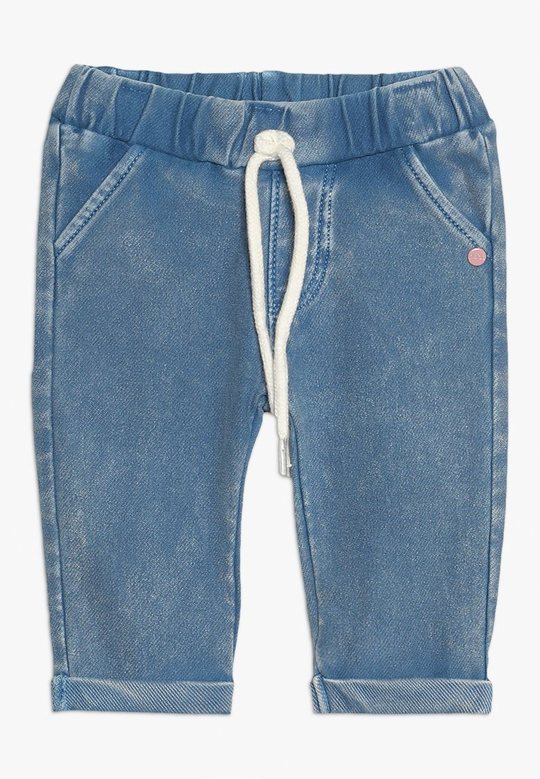 Noppies - PANTS SLIM CHEVAL BABY - Džíny Slim Fit - medium blue wash