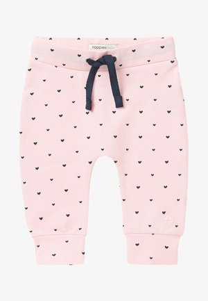 NEENAH - Tracksuit bottoms - light rose