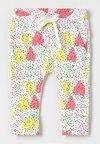 Noppies - PANTS SLIM POCAHONTAS BABY - Trousers - blanc de blanc