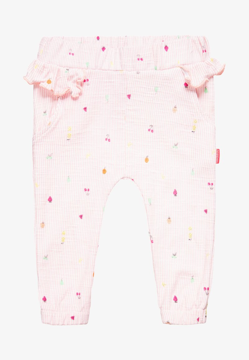 Noppies - PANTS COMFORT SUFFOLK BABY - Broek - impatiens pink