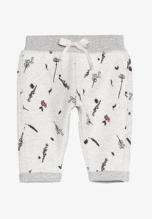 PANTS REGULAR CALEDONIA BABY - Tracksuit bottoms - grey melange
