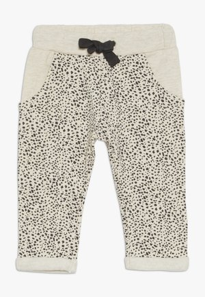 PANTS REGULAR CHICO BABY - Bukser - whisper white melange