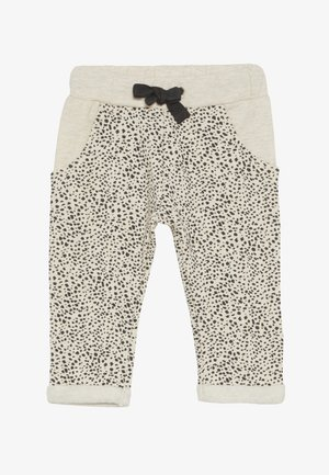 PANTS REGULAR CHICO BABY - Kalhoty - whisper white melange