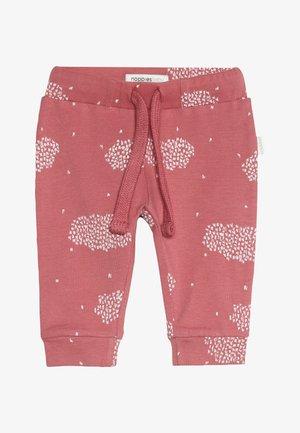 PANTS SLIM CAMPBELL BABY - Pantalones - mauvewood