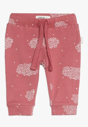 PANTS SLIM CAMPBELL BABY - Trousers - mauvewood