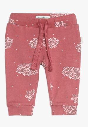 PANTS SLIM CAMPBELL BABY - Kalhoty - mauvewood
