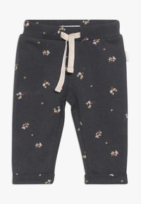Noppies - SLIM FIT PANTS CASTRO VALLY  - Pantalon classique - ebony - 0