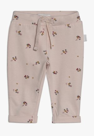 SLIM FIT PANTS CASTRO VALLY  - Broek - pale dogwood