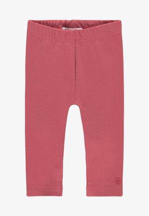 CAROLLTON - Leggings - Trousers - mineral red