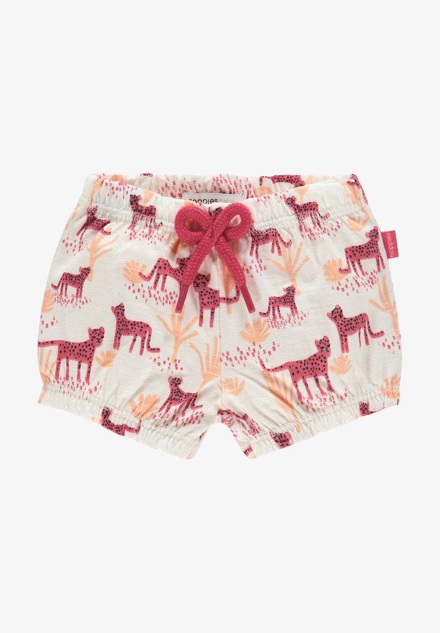 CRANSTON - Shorts - red