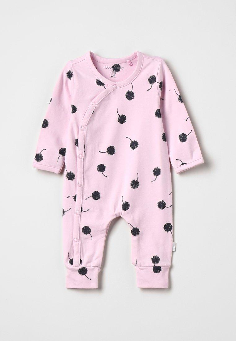 Noppies - PLAYSUIT PELLA BABY - Jumpsuit - pink mist