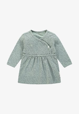 MATTIE - Korte jurk - grey mint