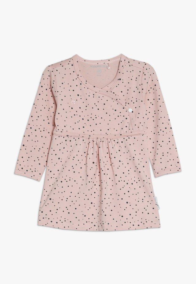DRESS LIZ - Jerseyjurk - pink