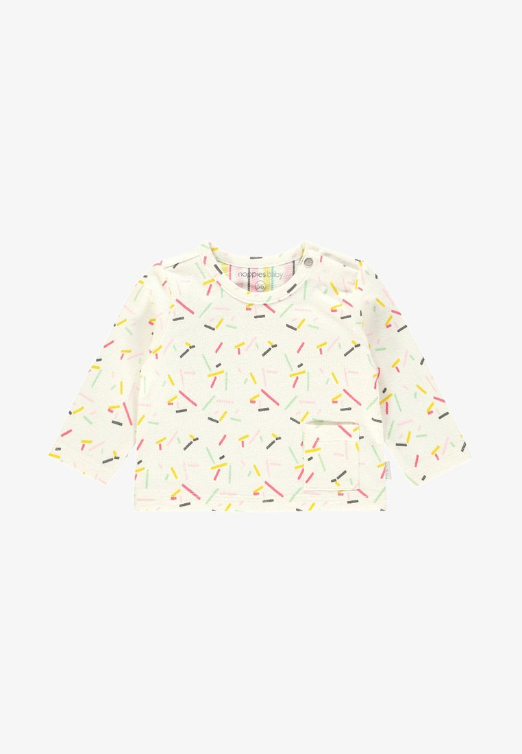 Noppies - Langarmshirt - white