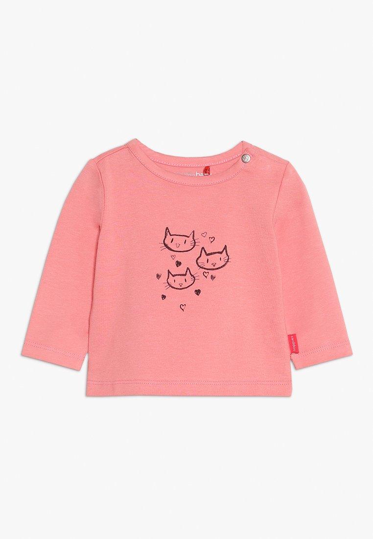 Noppies - SLIM FIT - Maglietta a manica lunga - peach blossom