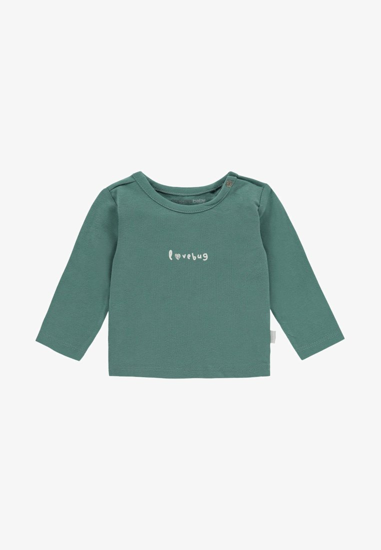 Noppies - SLIM FIT - Langarmshirt - sagebrush green