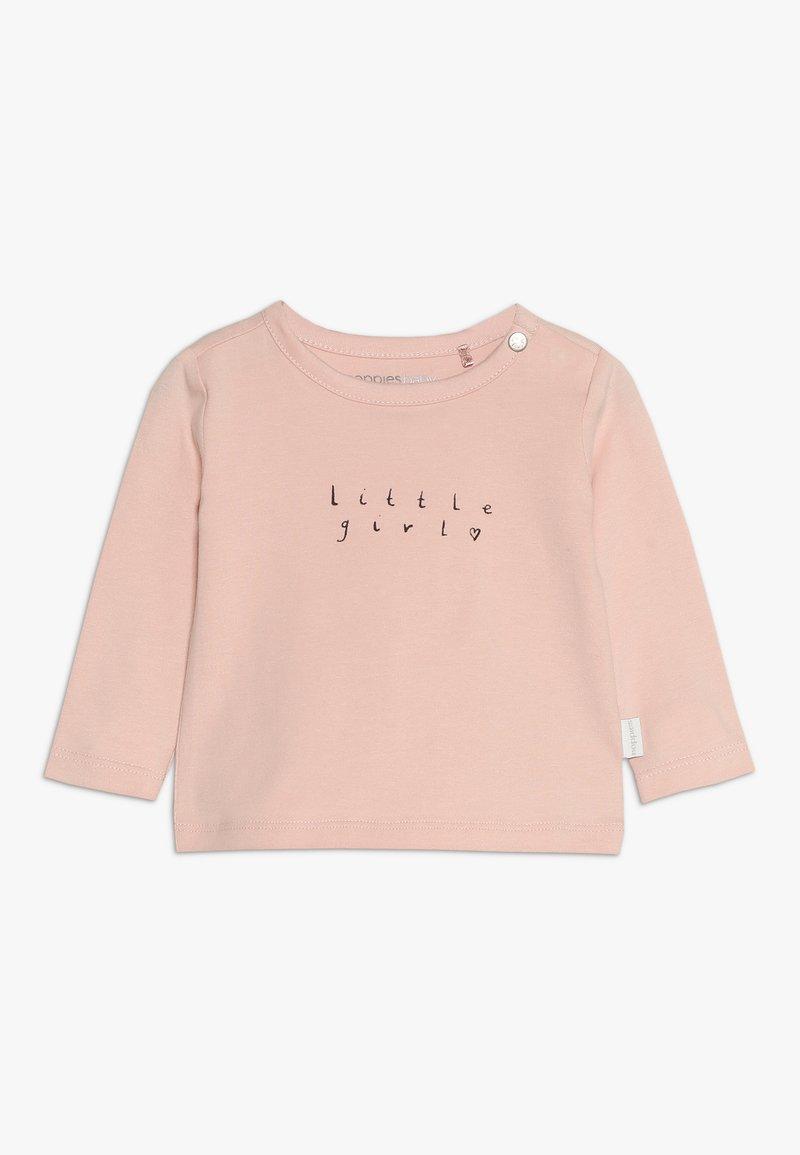 Noppies - TEE SLIM CHESAPEAKE BABY - Langarmshirt - peach skin