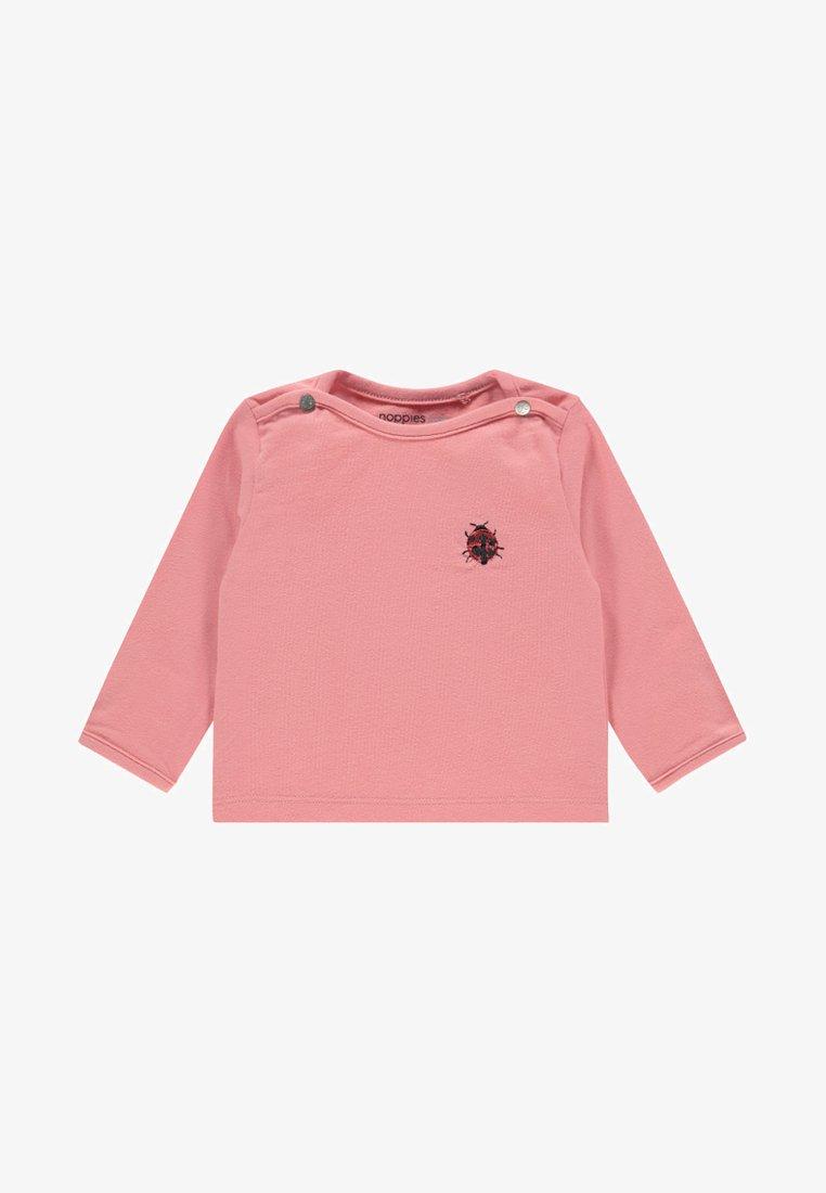 Noppies - Langarmshirt - light pink