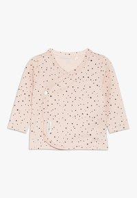 Noppies - OVERLAP LYONI  - T-shirt à manches longues - pink - 0