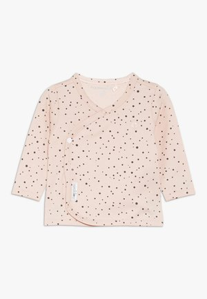 OVERLAP LYONI  - Long sleeved top - pink