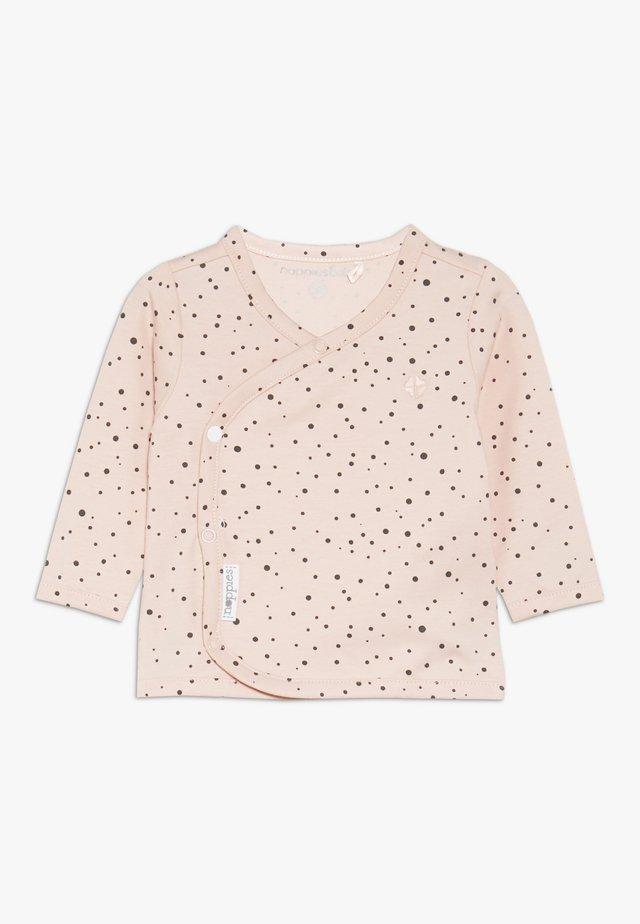 OVERLAP LYONI  - Långärmad tröja - pink