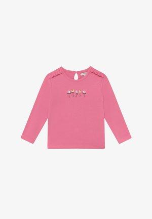 REGULAR CARTER - Long sleeved top - sachet pink