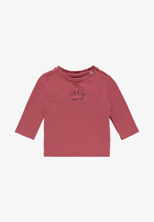 CABOT - Longsleeve - mineral red