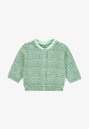 SWEATER PEARL - Cardigan -  green