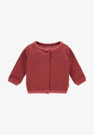 Vest - mineral red