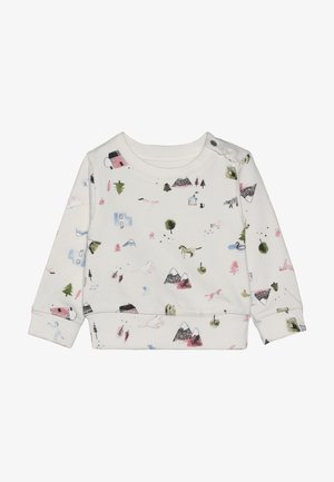 CANFIELD BABY - Sweatshirt - whisper white melange