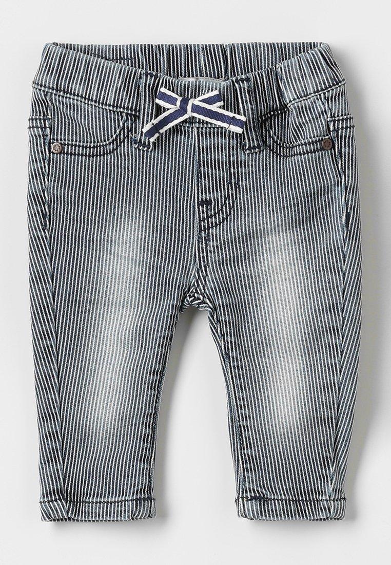Noppies - PANTS SLIM RAWLINS BABY - Jeans Slim Fit - patriot blue