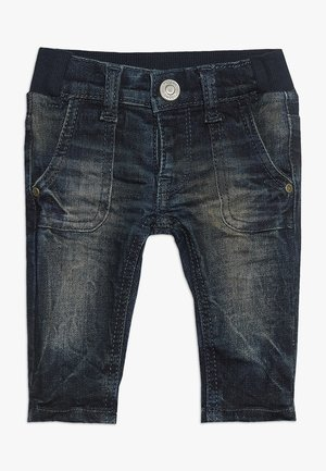 PANTS REGULAR AMORY BABY - Jeans Skinny Fit - dark blue dirty