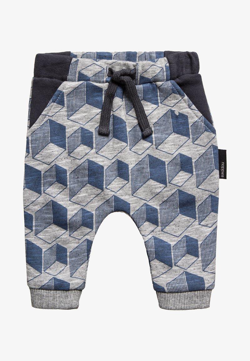 Noppies - PANTS TORRANCE BABY - Trousers - indigo blue