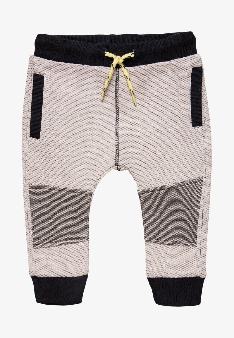 Noppies - PANTS COMFORT WALDORF BABY - Stoffhose - grey melange