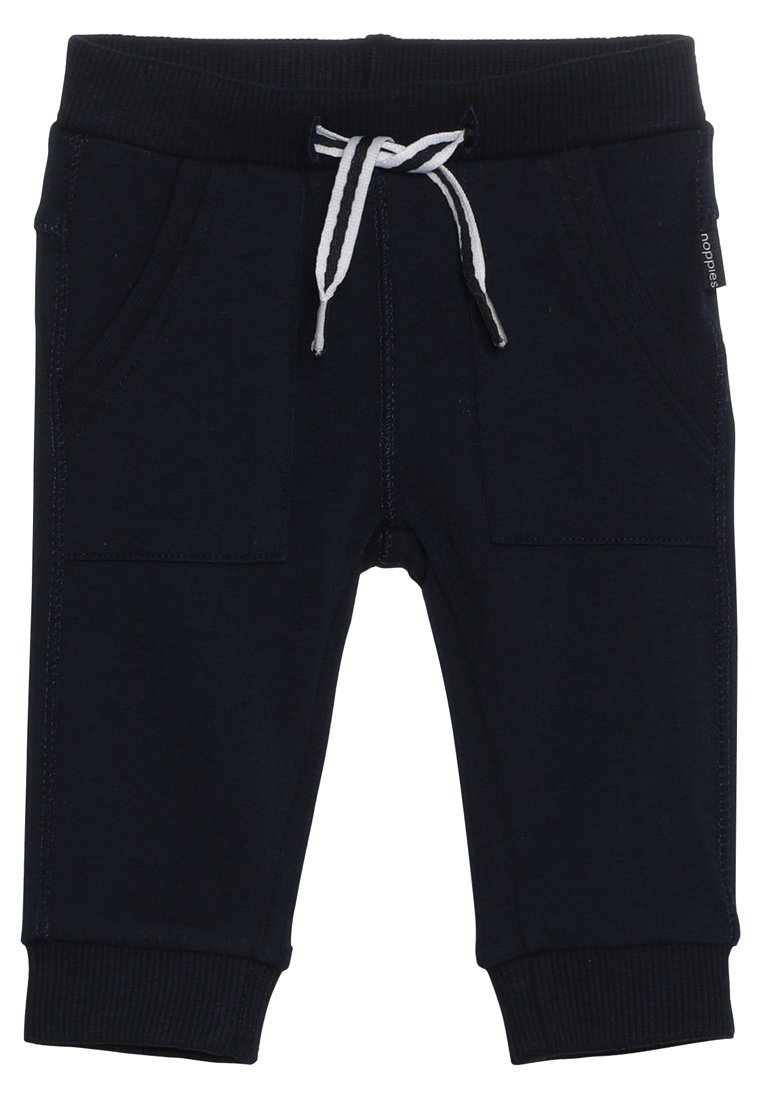 Noppies - PANTS SLIM AMES BABY - Kalhoty - dark sapphire
