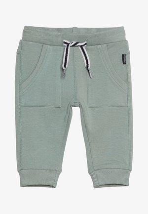 PANTS SLIM AMES BABY - Kalhoty - green milieu