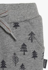 Noppies - PANTS REGULAR AMHERST BABY - Trousers - silver - 2