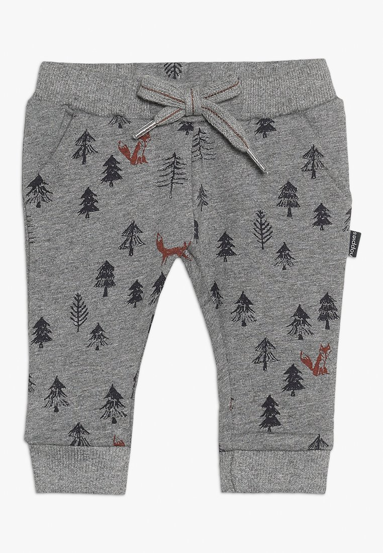 Noppies - PANTS REGULAR AMHERST BABY - Trousers - silver