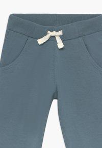 Noppies - PANTS REGULAR BURLEY BABY - Trousers - bluestone - 3