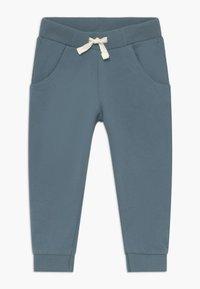 Noppies - PANTS REGULAR BURLEY BABY - Trousers - bluestone - 0