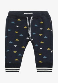 Noppies - PANTS REGULAR ADRIAN BABY - Kalhoty - dark sapphire - 3