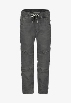 PANTALON BEAR - Straight leg jeans - grey