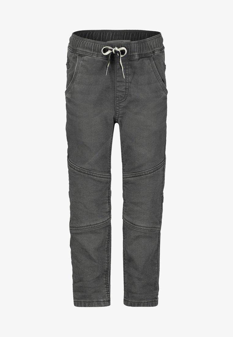 Noppies - PANTALON BEAR - Jeans Straight Leg - grey
