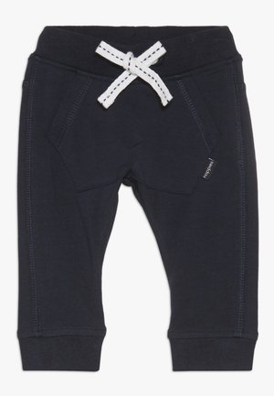 SLIM FIT PANTS MATTHEWS - Trousers - dark sapphire